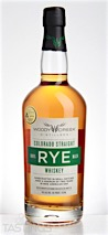 Woody Creek Colorado Straight 100% Rye Mash Whiskey