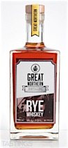 Great Northern Distilling Rye Whiskey