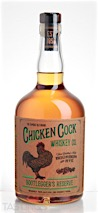 "Chicken Cock ""Bootleggers Reserve"" Whiskey"