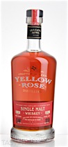 Yellow Rose Single Malt Whiskey