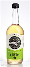 Caliber Apple Cinnamon Flavored Whiskey