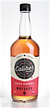 Caliber Dark Cherry Flavored Whiskey