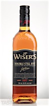 J.P. Wiser's Double Still Rye Whisky