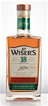 J.P. Wiser's 18 Year Old Canadian Whisky