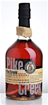 Pike Creek Rum Barrel Finish Canadian Whisky