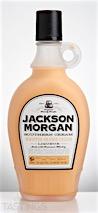 Jackson Morgan Southern Cream Whipped Orange Cream Liqueur