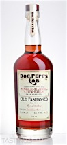 Doc Pepes Lab Single Barrel Old Fashioned