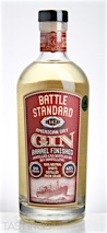 Battle Standard 142 Barrel-Finished Gin