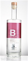 B 100% Real Beet Distilled Spirit