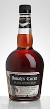 Jonahs Curse Black Spiced Rum