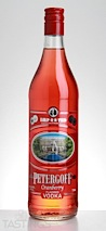 Petergoff Cranberry Vodka