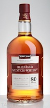 Kirkland Signature Blended Scotch Whisky