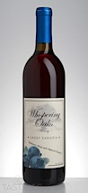 Whispering Oaks Winery 2014 Blueberry Sassy Sangria, Florida
