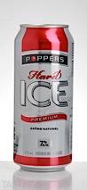 Poppers Hard Ice Malt Liquor