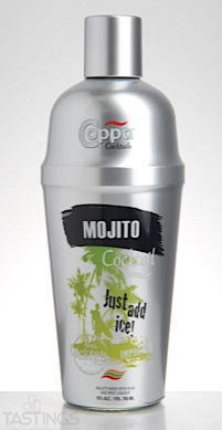 Coppa Mojito Cocktail Netherlands Rtd Review Tastings