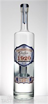 Prohibition 1920 Vodka