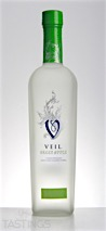 Veil Green Apple Vodka