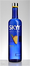 SKYY Infusions Pineapple Vodka