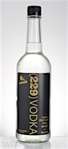 "Still Pond ""229"" Vodka"
