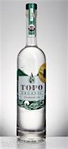 TOPO Organic Piedmont Gin