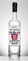 Blackfish Giffords Gin