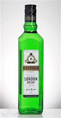 Balfour Street