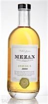Mezan Rum Jamaica 2000