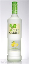 Club Caribe Lemon Rum