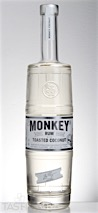 Monkey Rum with Toasted Coconut
