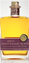 "Old New Orleans 20th Anniversary Blend ""King Creole"" Rum"