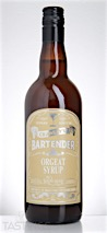 Crawley's Bartender Orgeat Syrup