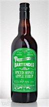 Crawleys Spiced Honey Apple Syrup