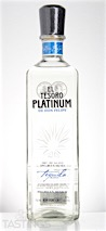 El Tesoro de Don Felipe Platinum Tequila