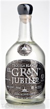 El Gran Jubileo Blanco Tequila