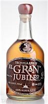 El Gran Jubileo 5 Year Extra Añejo Tequila