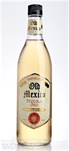 Old Mexico Tequila Oro
