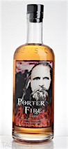 Porter's Fire Cinnamon Whiskey Liqueur