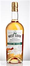 West Cork 10 Year Single Malt Irish Whiskey