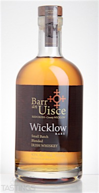 Barr An Uisce Wicklow Rare Blended Irish Whiskey Ireland