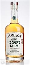Jameson Coopers Croze Irish Whiskey