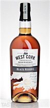 West Cork Black Reserve Limited Release Irish Whiskey