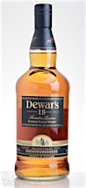 Dewars The Vintage 18 Year Old Blended Scotch Whisky