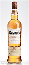 "Dewar's ""White Label Scratched Cask"" Blended Scotch Whisky"