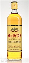 McIvor Blended Scotch Whisky