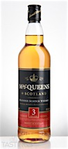MacQueens 3 Year Old Blend Scotch Whisky