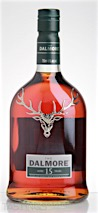 The Dalmore 15 Year Old Single Highland Malt Scotch Whisky