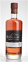 Rozelieures Single Malt French Whisky Fumé Collection