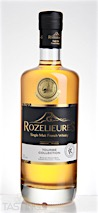 Rozelieures Single Malt French Whisky Tourbé Collection
