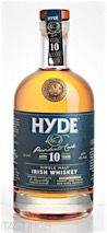 Hyde 10 Year Old Sherry Finish Single Malt Irish Whiskey