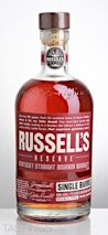 Russells Reserve Single Barrel Kentucky Straight Bourbon Whiskey